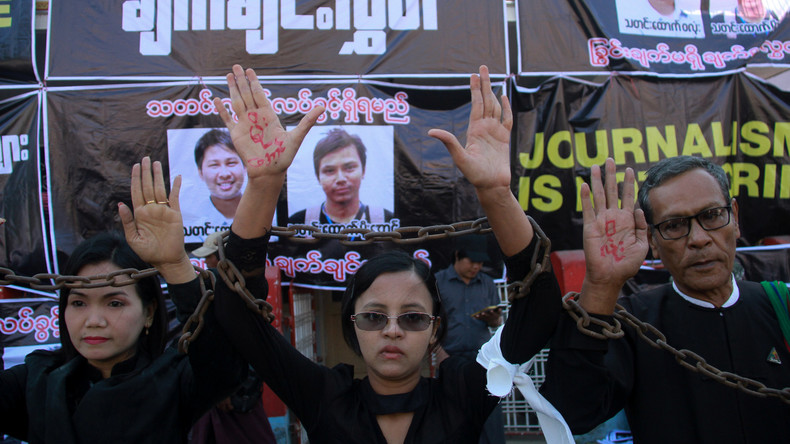 Myanmar lässt Reuters-Journalisten weitere 14 Tage in Haft