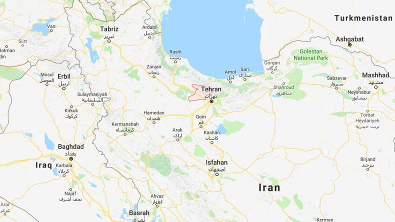 Erdbeben im Iran: Anzahl der Verletzten steigt auf 75