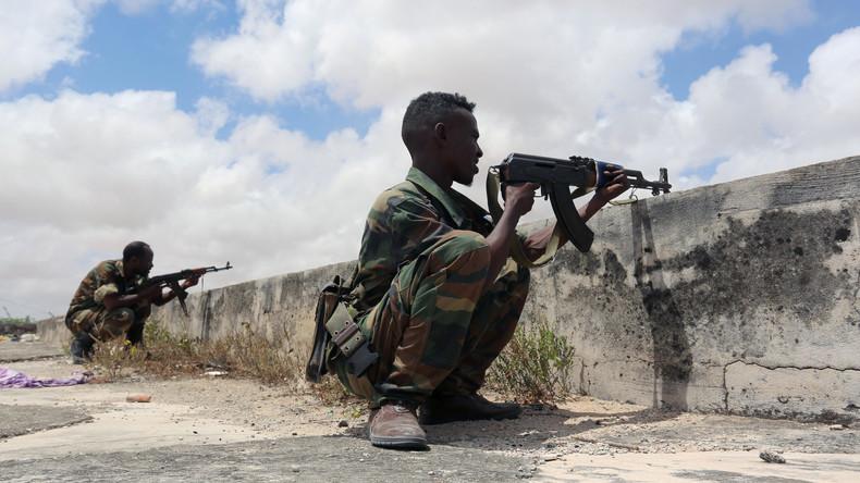 US-Luftangriff in Somalia tötet 13 Al-Shabaab-Kämpfer