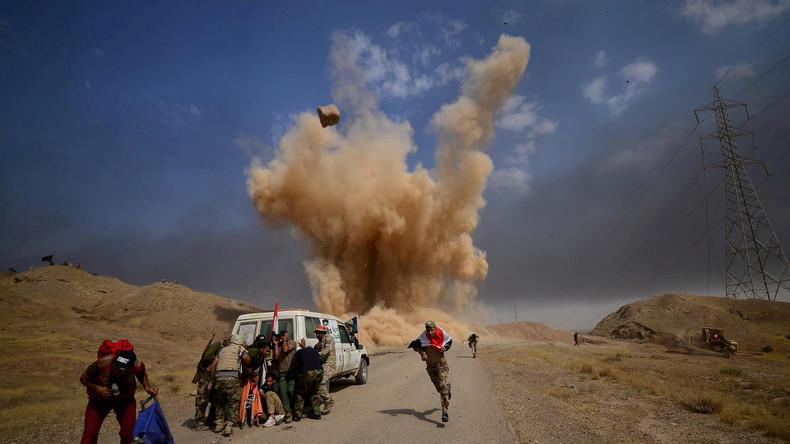 """""""Islamischer Staat"""" doch nicht zerschlagen: Neue Angriffe im Irak"""