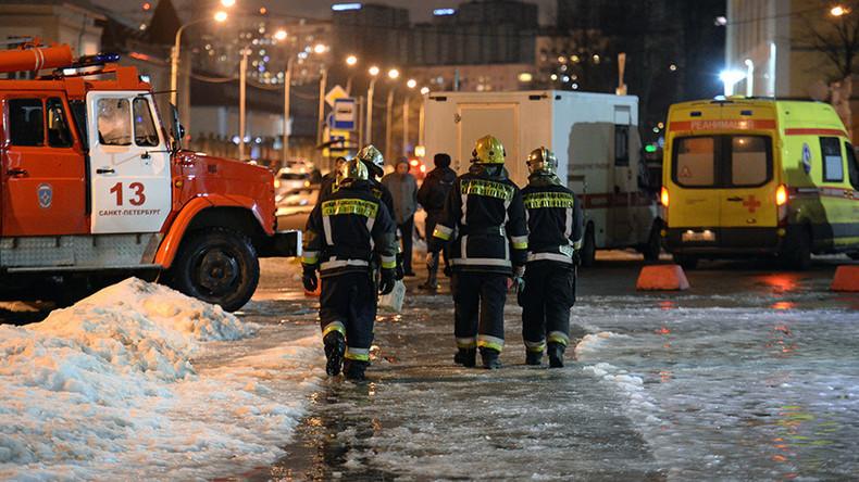 Putin: Explosion in Sankt Petersburger Supermarkt war Terroranschlag [Video]
