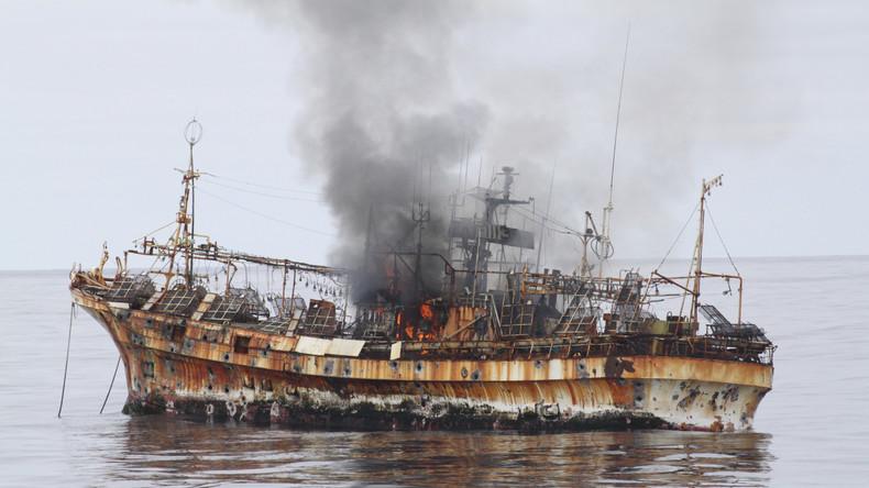 Folgen der Nordkorea-Sanktionen? – Erneut Geisterschiff mit Leichen vor Japan gestrandet