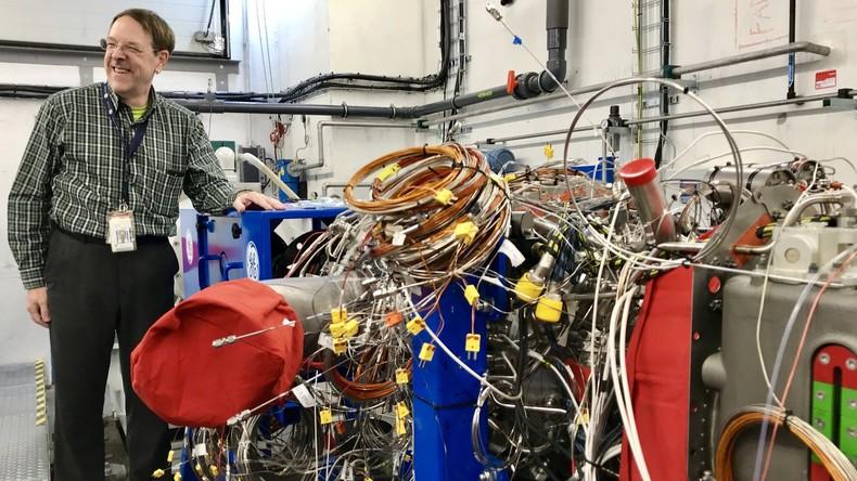 General Electric testet 3D-gedrucktes Triebwerk