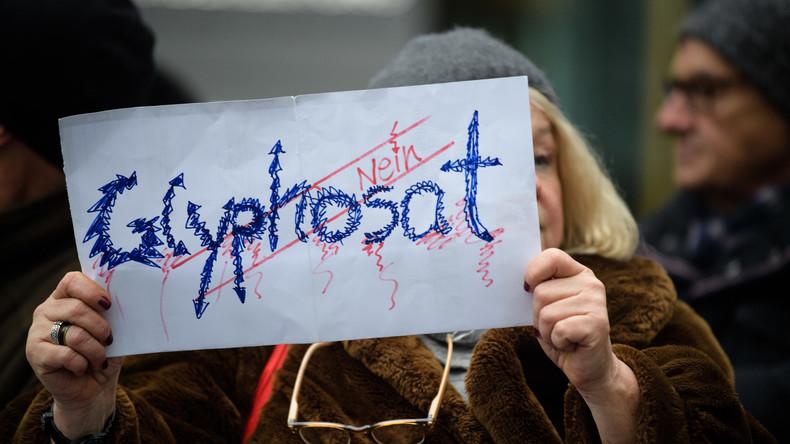 Sechs Staaten fordern EU-Plan für Glyphosat-Ausstieg