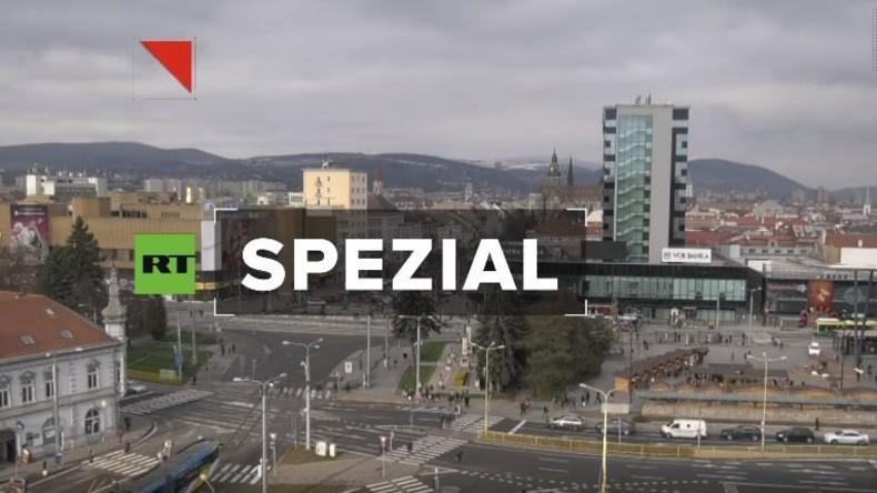 """RT Spezial: """"Lunik IX"""" – Reise in die größten Roma-Slums Europas (I)"""