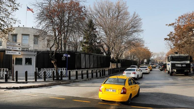 Visa-Streit zwischen den USA und der Türkei beigelegt
