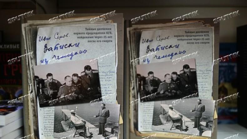 """""""Putin verwendet es immer noch"""": US-Portal präsentiert vermeintliches Geheimdokument des KGB"""