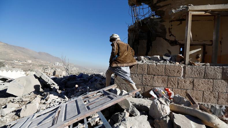 Luftangriffe im Jemen töten in zehn Tagen mehr als 100 Zivilisten