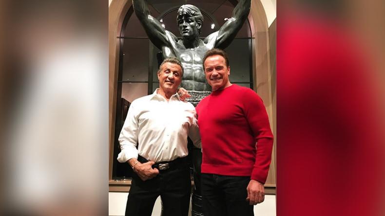 Sylvester Stallone ersteht Rocky-Balboa-Statue für 403.000 US-Dollar