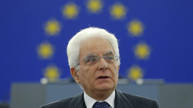 Italiens Präsident löst Parlament auf – Weg frei für Wahlen in 2018
