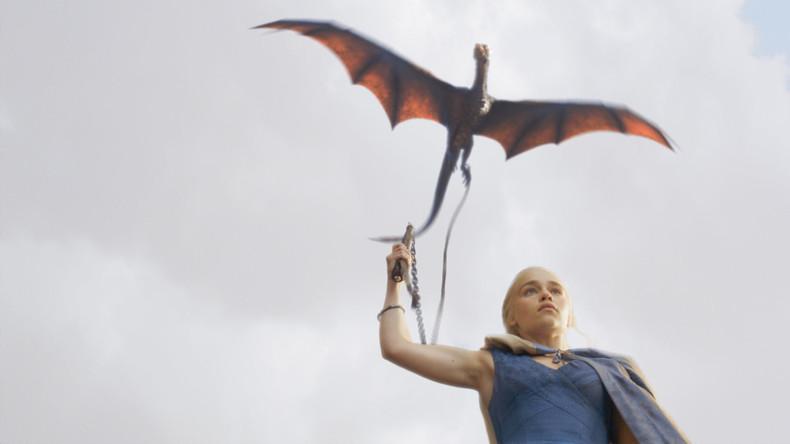 Koitierende Schildkröten liefern Sound-Vorlage für Daenerys Targaryens Drachen