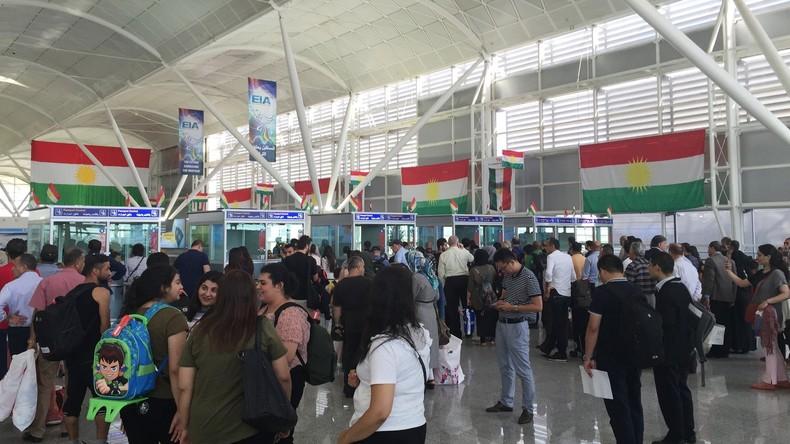 Irak verlängert internationales Flugverbot für Kurdenregion bis Februar