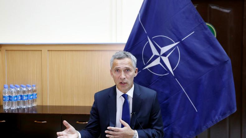 """Interview mit  NATO-Generalsekretär Stoltenberg: """"Wir wollen kein neues Wettrüsten"""""""