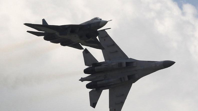 """Russische Piloten nach Einsatz in Syrien: """"Waren immer Sieger bei Luftkämpfen mit US-Kampfjets"""""""