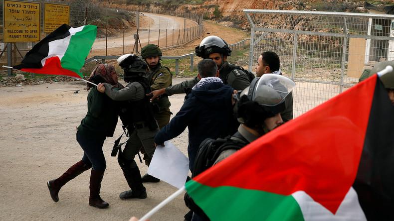 """""""Sie haben überreagiert"""": US-Botschafter über palästinensische Reaktion auf Jerusalem-Entscheidung"""