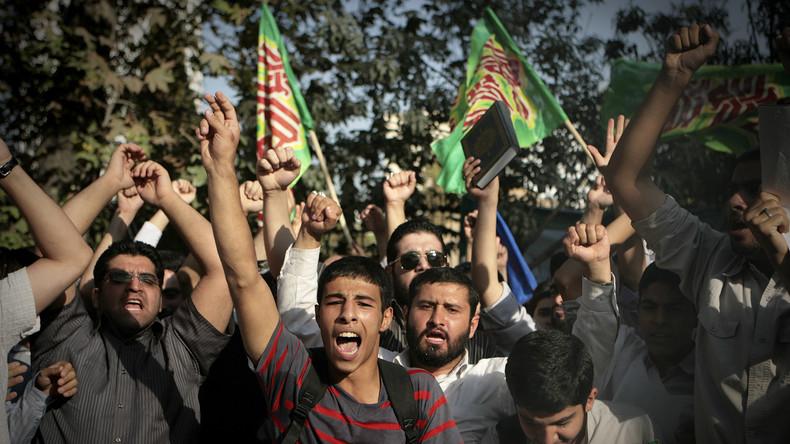 """""""Tod dem Diktator"""" - Anti-Regierungsproteste wegen gestiegenen Preisen im Iran"""