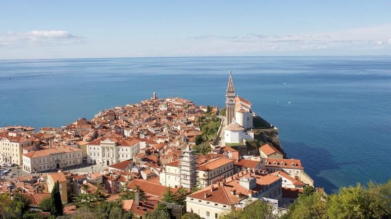 Slowenien verlangt EU-Hilfe im Grenzstreit mit Kroatien