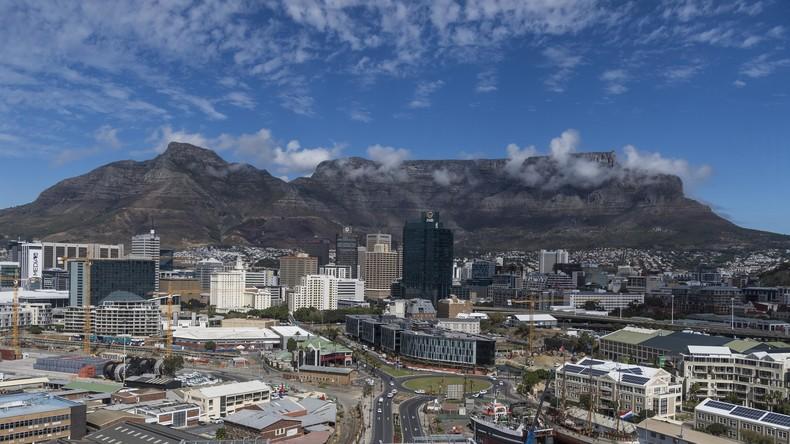 Drastische Verknappung des Trinkwassers in Kapstadt