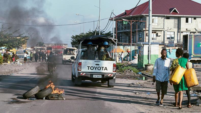 Polizei im Kongo mit Tränengas gegen Gottesdienstbesucher