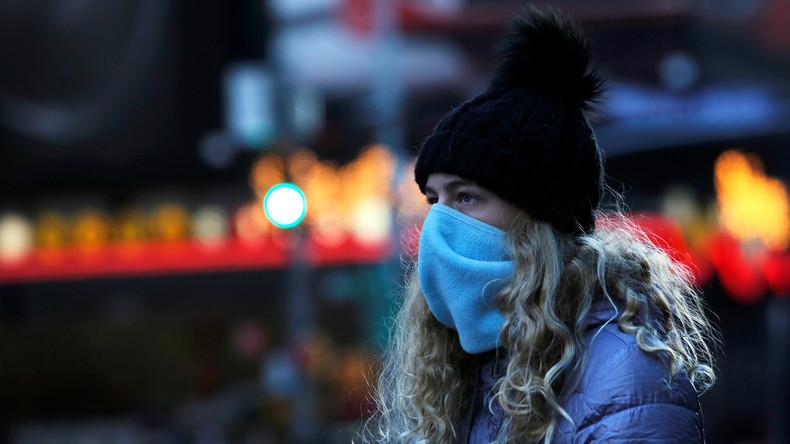 70 Millionen Amerikaner erhalten Kältewarnung zu Silvester