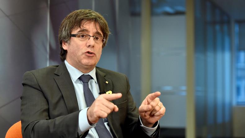 """Ex-Katalanen-Chef Puigdemont: """"Rajoy muss den Sieg der Unabhängigkeitsparteien anerkennen"""""""