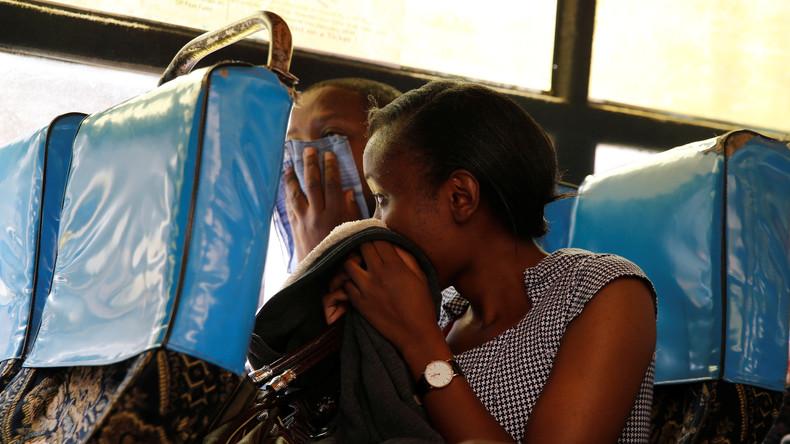 Mindestens 30 Tote bei Busunglück in Kenia