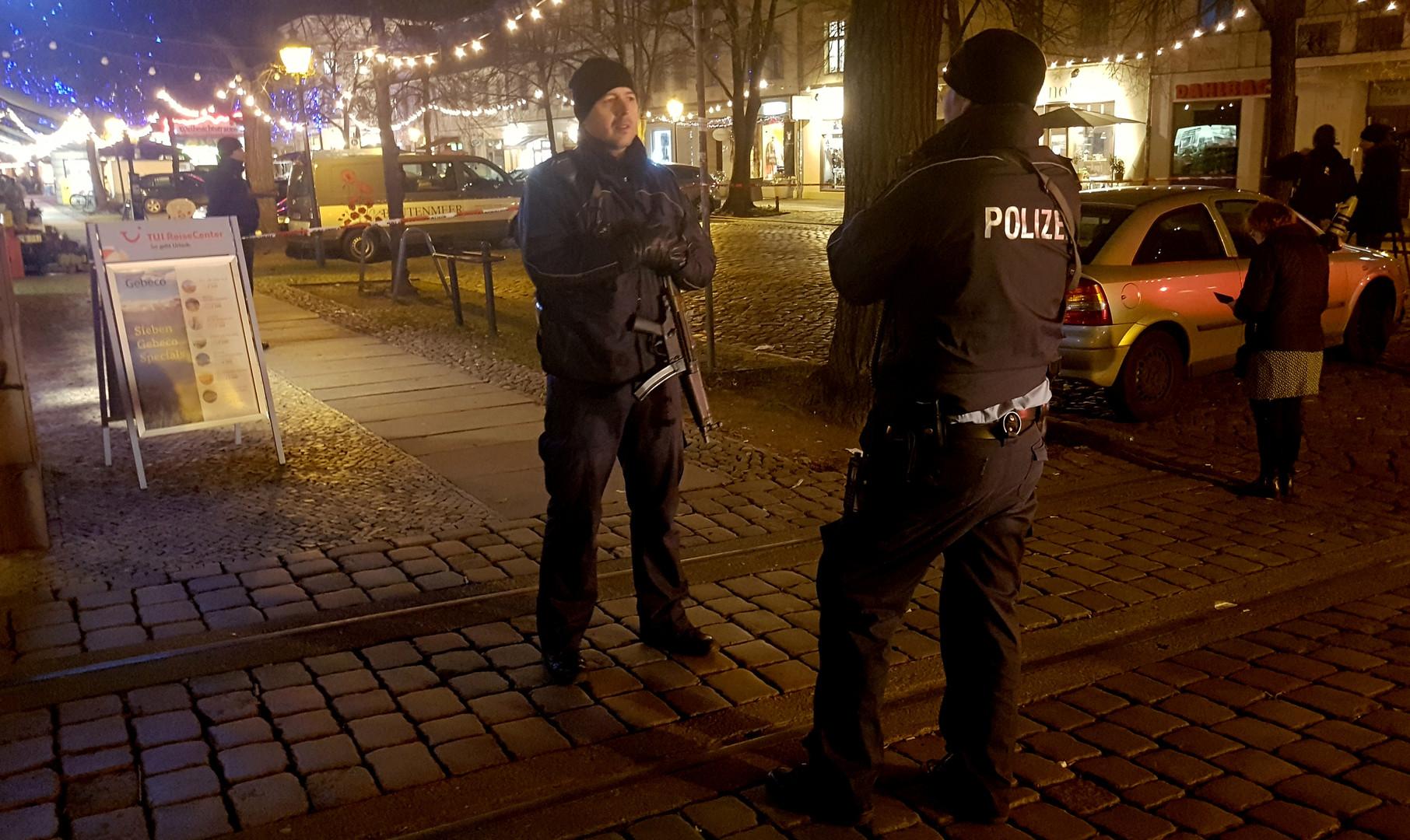Bomben-Alarm in Potsdam: Ermittler sprechen von Erpressung gegen DHL
