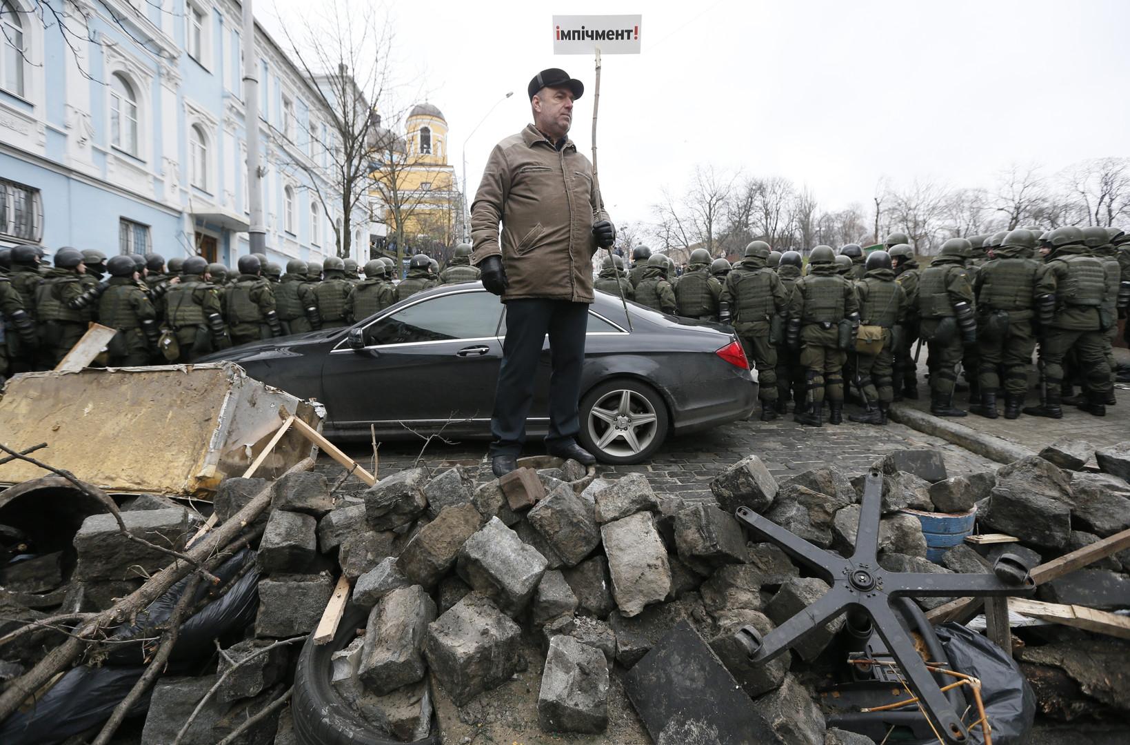 Saakaschwili und seine Festnahme: Von der Selbstmorddrohung bis zur Befreiung