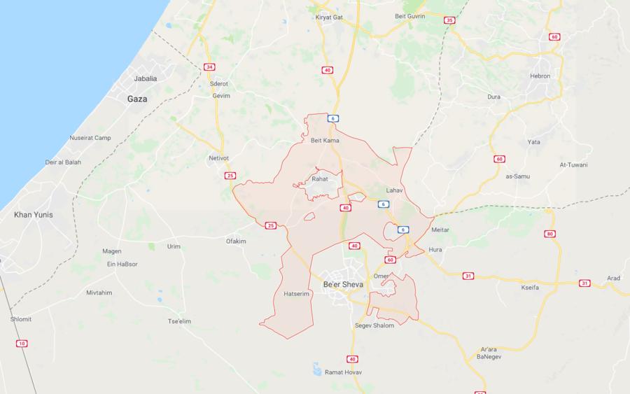Israelischer Luftwaffenangriff auf Gazastreifen- Mindestens zehn Verletzte