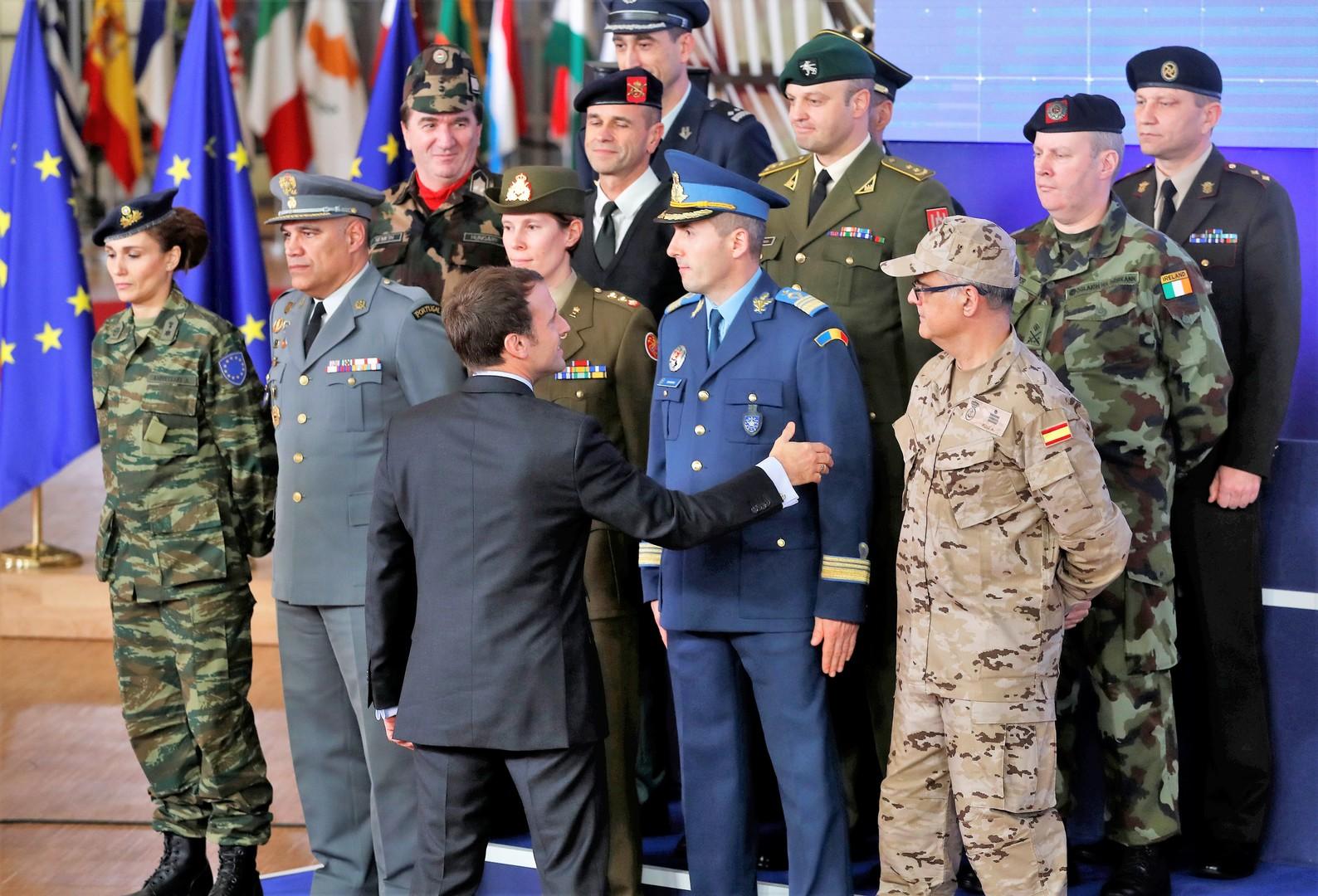 """Als Sicherheitslieferant gegen """"Feinde"""": EU unterwegs zur weiteren Militarisierung"""