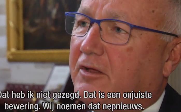 Niederlande: Neuer US-Botschafter nennt eigene Aussage
