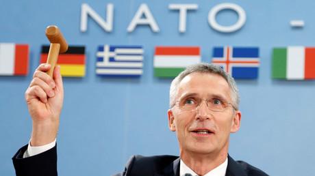 Weiß wo der Hammer hängt: Nato-Generalsekretär Jens Stoltenberg.