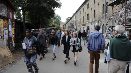 Tausende Joints beschlagnahmt - Razzia in Hippie-Viertel Christiania  (Symbolbild)