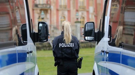Berliner Linksextreme veroffentlichen Fotos von Polizisten im Internet - Symbolbild