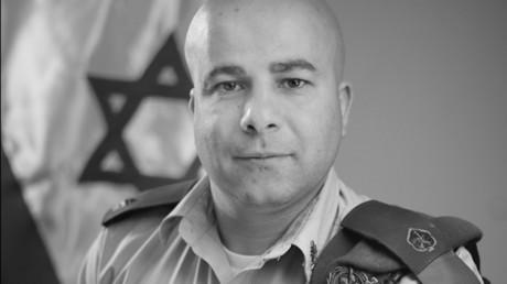 Arye Sharuz Shalicar, Abteilungsleiter im israelischen Geheimdienstministerium und ehemaliger Sprecher der israelischen Armee (IDF)