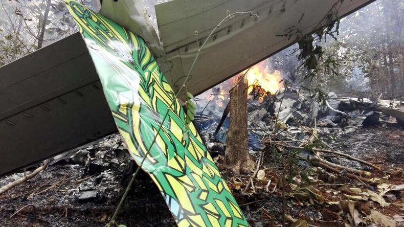 Zwölf Menschen verunglücken tödlich bei Flugzeugabsturz in Costa Rica