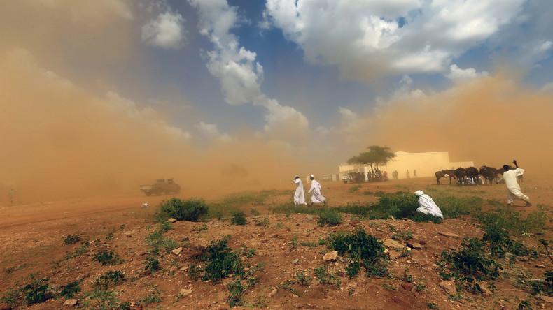 Sudan verhängt in zwei Unruheprovinzen den Notstand