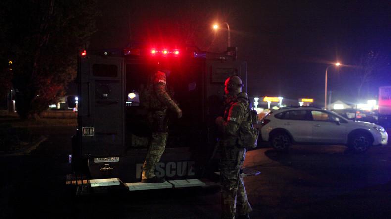 USA: Telefonstreich endet tödlich - Polizei erschießt Unschuldigen