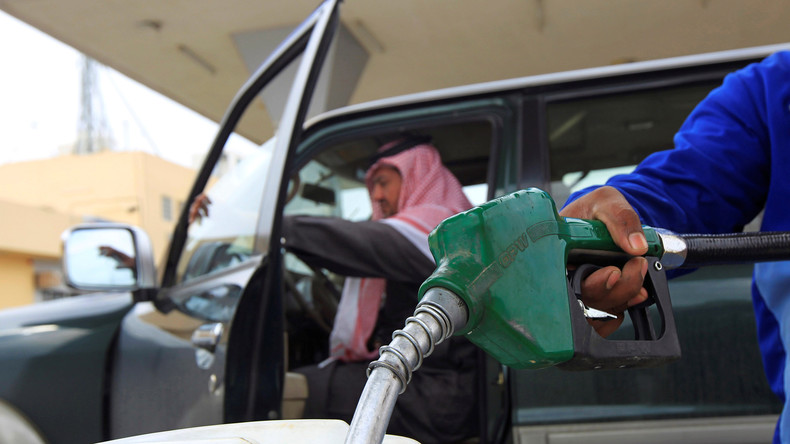 Saudi-Arabien erhöht Benzinpreise um mehr als 80 Prozent: Superbenzin kostet 0,45 Euro pro Liter