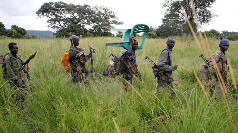 Ugandas Streitkräfte töten nach eigenen Angaben in zehn Tagen rund 100 Rebellen im Kongo