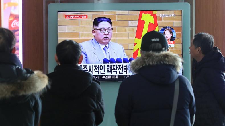 Südkorea schlägt Nordkorea Gespräche vor