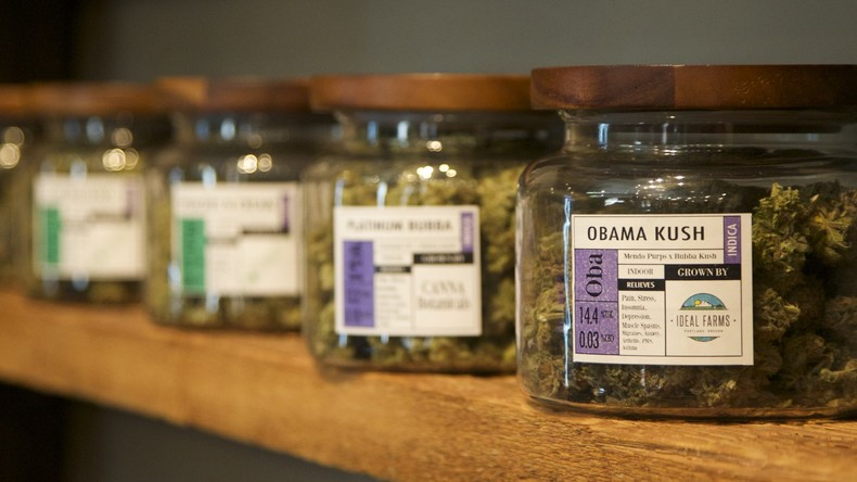 Kalifornien startet legalen Hanf-Verkauf: Lange Schlangen vor Cannabis-Läden