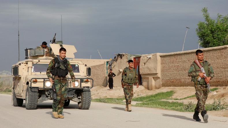 Afghanische Armee tötet mehr als 60 IS-Kämpfer