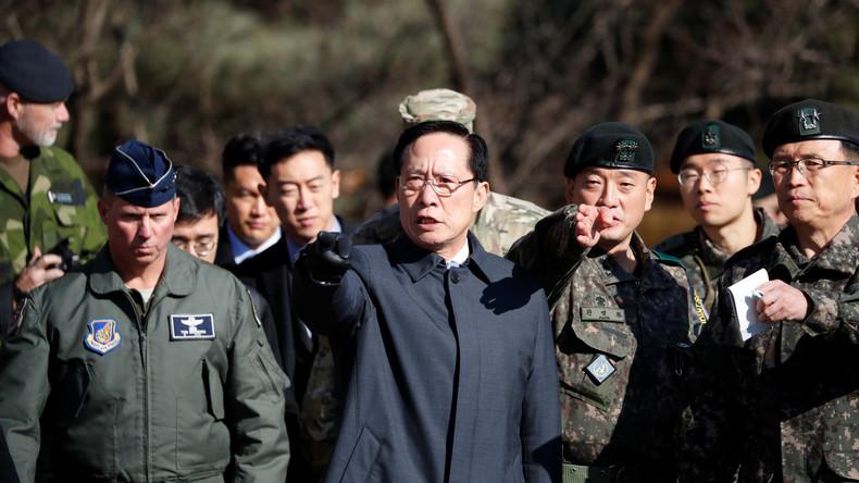 Südkorea geht auf Gesprächsvorschlag Nordkoreas ein -  Treffen in der nächsten Woche