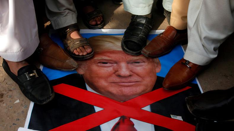 Pakistan bestellt US-Botschafter wegen Donald Trumps Tweet ein