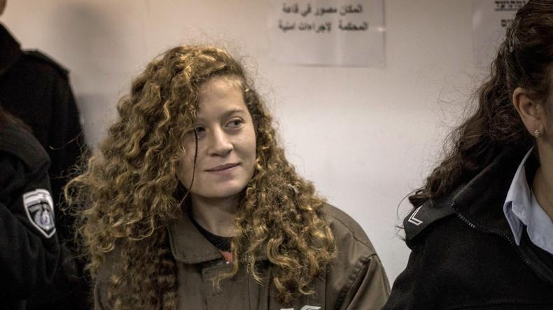 Israelisches Militärgericht: Anklage gegen sechzehnjährige Palästinenserin