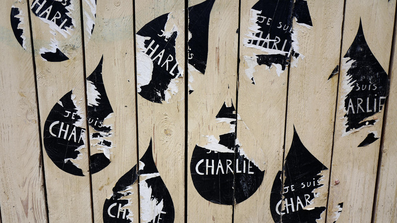 """""""Charlie-Hebdo""""-Publikationschef: Meinungsfreiheit wird zum Luxusgut"""