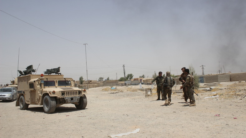 Taliban entführen Impfteam in Zentralafghanistan