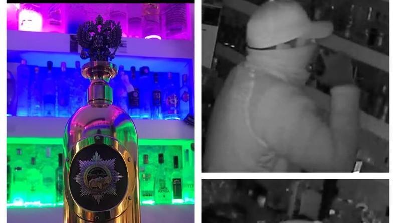 Wodka-Flasche im Millionenwert in Dänemark gestohlen