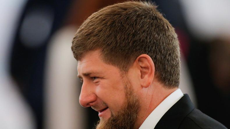 Tschetschenenführer Kadyrow sieht hinter Facebook-Verbot Trumps Jerusalem-Entscheidung